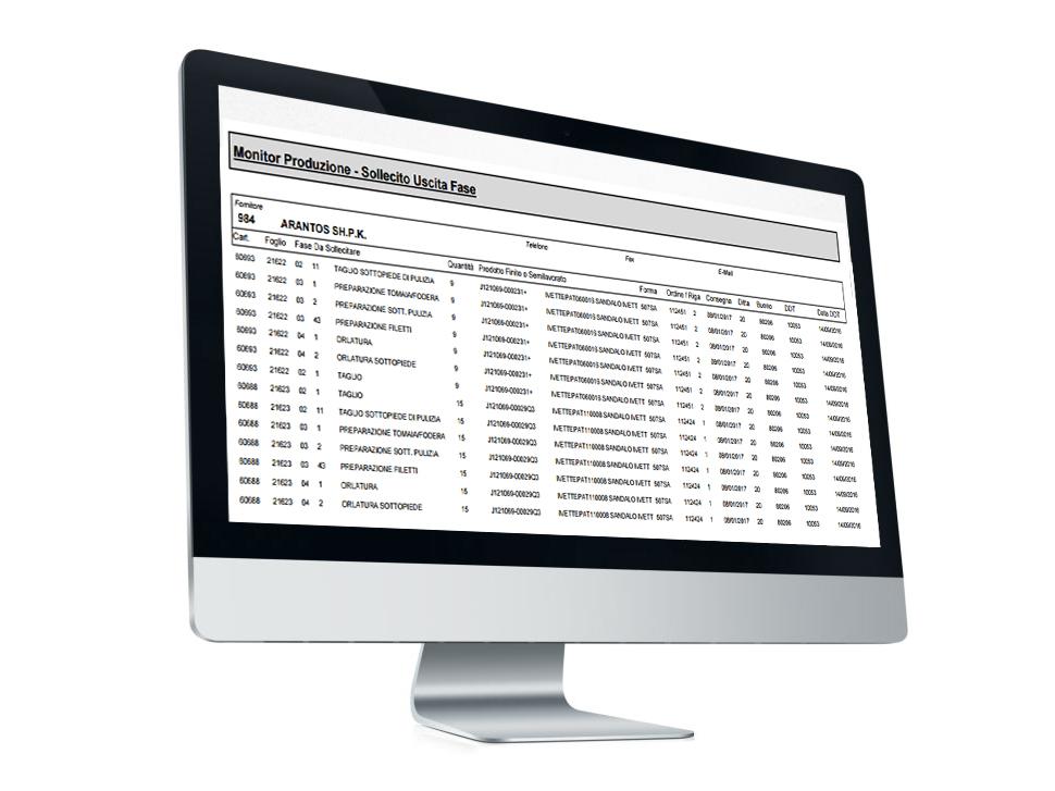 software controllo produzione D-moda plan monitor 2