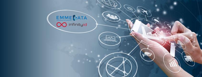 emmedata e InfinityID per i gestionali aziendali
